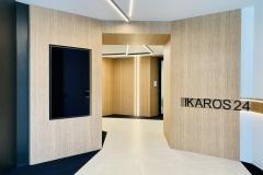 Ikaros 24 – Entrance